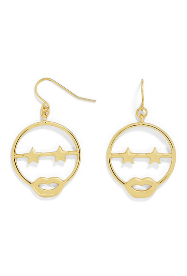Bijuterii Femei BAUBLEBAR Avatar Drop Earrings GOLD