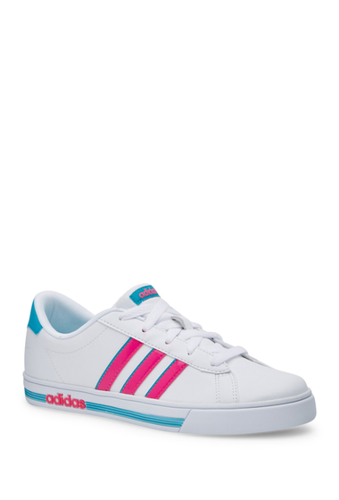 Incaltaminte Barbati adidas Daily Team Sneaker Little Kid Big Kid FTWWHT-SHO