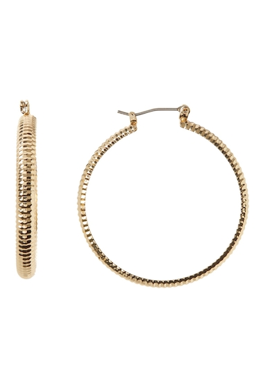 Bijuterii Femei Natasha Accessories Small Baby Hoops GOLD