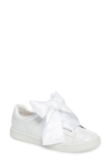 Incaltaminte Femei Jeffrey Campbell Pabst Low-Top Sneaker Women WHT PATENT