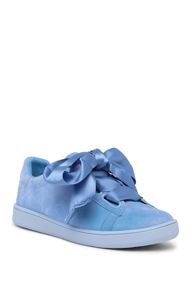 Incaltaminte Femei Jeffrey Campbell Pabst Sneaker BLU SUED C