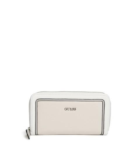 Accesorii Femei GUESS Take A Dive Color-Block Zip-Around Wallet blush multi