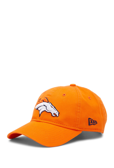 Accesorii Barbati New Era Cap Denver Broncos Classic Core Cap ORANGE