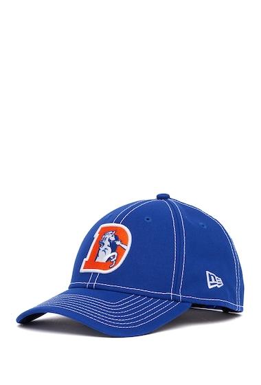 Accesorii Barbati New Era Cap NFL Denver Broncos 4th Down 940 Snapback Baseball Cap ORANGE