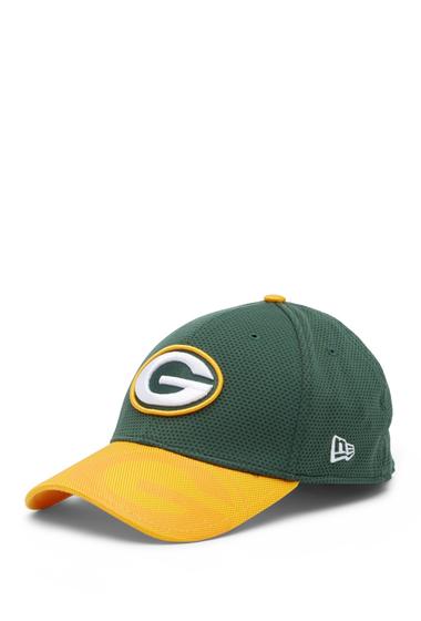 Accesorii Barbati New Era Cap NFL 16 3930 Greenbay Packers Cap DARK GREEN