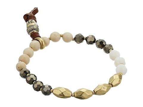Bijuterii Femei Marc Jacobs Buddha Beaded Bracelet Gold