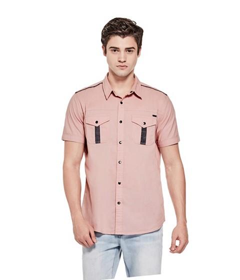 Imbracaminte Barbati GUESS Gerardo Ripstop Shirt spree