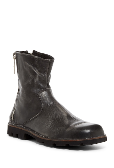 Incaltaminte Barbati Diesel Hardkor D-Viron Leather Boots BLACK