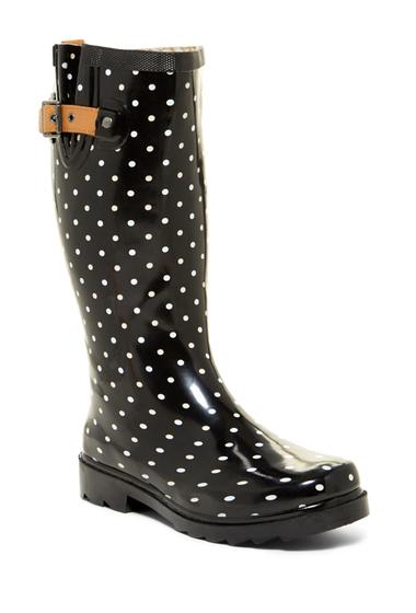 Incaltaminte Femei Chooka Classic Dot Waterproof Rain Boot BLACK