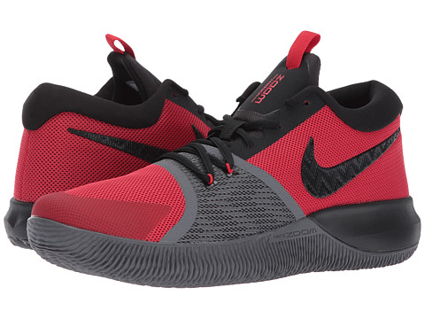 Incaltaminte Barbati Nike Zoom Assersion University RedBlackDark Grey