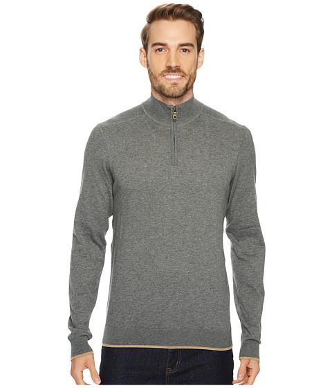 Imbracaminte Barbati Agave Denim Latitude Long Sleeve 14 Zip 14GG Sweater Gunmetal