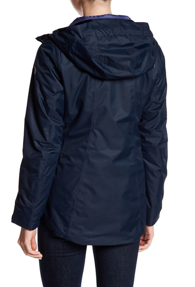 Imbracaminte Femei The North Face Clementine Triclimate Jacket URBAN NAVY
