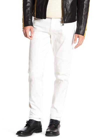 Imbracaminte Barbati Belstaff Westham Tapered Trousers WHITE