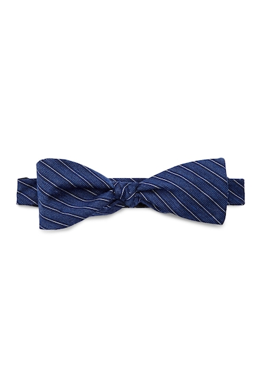 Accesorii Barbati Ben Sherman Wren Seasonal Stripe Bow Tie NAVY
