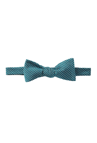 Accesorii Barbati Ben Sherman Wilbur Neat Solid Bow Tie AQUA