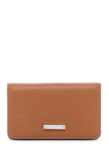Genti Femei Lodis Accessories Mill Valley Under Lock And Key K Mini Leather Card Case TOF