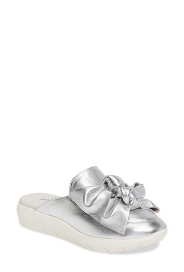 Incaltaminte Femei Jeffrey Campbell Tibow Platform Slide Sneaker Women SILVER