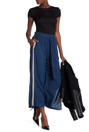 Imbracaminte Femei Angie Paper Bag Pants LAPIS