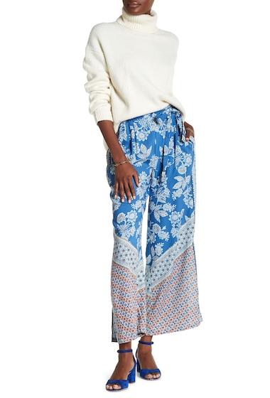Imbracaminte Femei Angie Paper Bag Pants BLUE