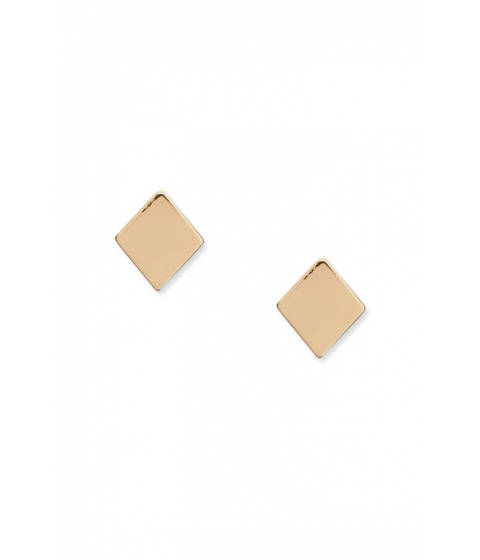 Bijuterii Femei Forever21 Geo Stud Earrings GOLD