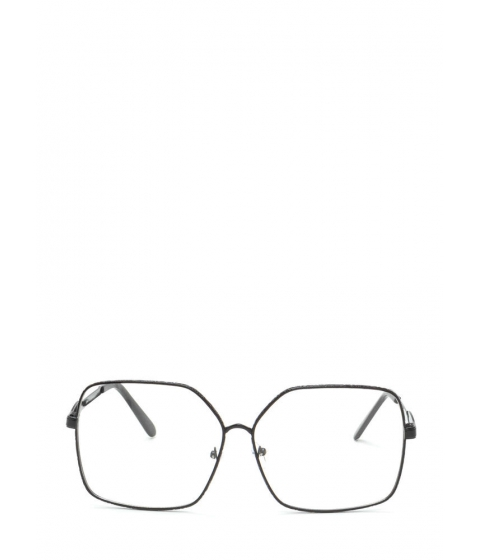 Accesorii Femei CheapChic Geek Out Brow Bar Glasses Black