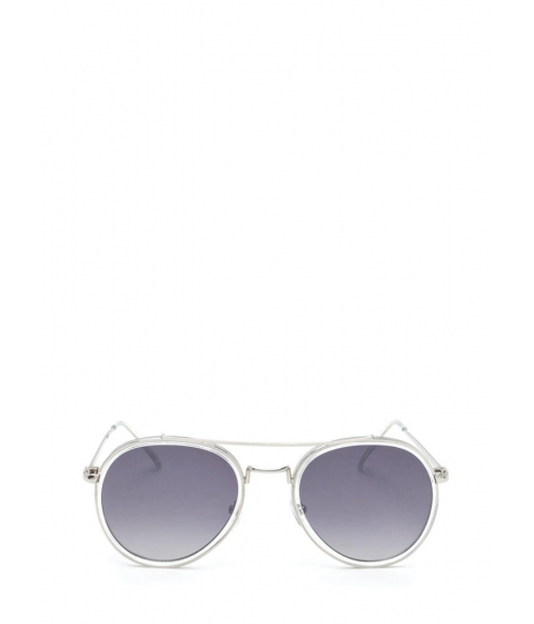 Accesorii Femei CheapChic Keep Your Cool Mirrored Sunglasses Blacksilver