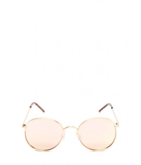 Accesorii Femei CheapChic Round And Round We Go Sunglasses Pinkgold