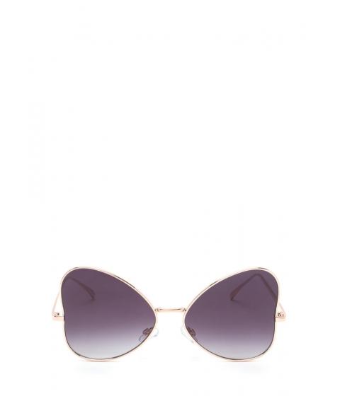 Accesorii Femei CheapChic Sunny Climate Oversized Sunglasses Blackgold