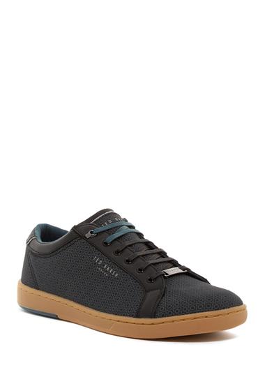 Incaltaminte Barbati Ted Baker London Ternur Sneaker BLACKMULTI