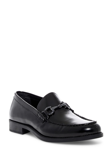 Incaltaminte Barbati Kenneth Cole Reaction Moc Toe Bit Loafer BLACK