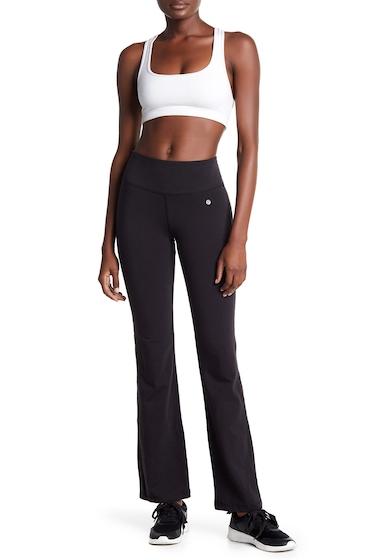 Imbracaminte Femei Bally Total Fitness Wide Leg Tummy Control Pants 001BLACK