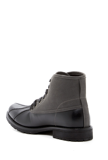 Incaltaminte Barbati Hawke Co Roy Duck Toe Boot BLACK