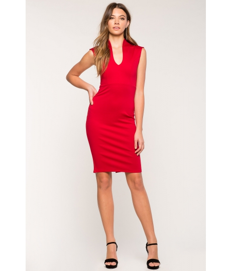 Imbracaminte Femei CheapChic Victoria Bodycon Dress Red