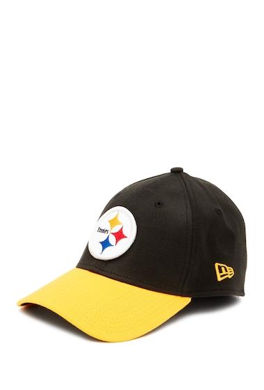 Accesorii Barbati New Era Cap Classic Pitsburgh Steelers Team Cap BLACK