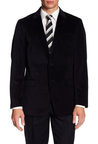 Imbracaminte Barbati Tommy Hilfiger Bray Velvet Classic Fit Sportscoat BLACK CORD VELVET