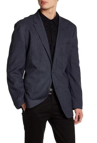 Imbracaminte Barbati Tommy Hilfiger Bray Blue Nailhead Classic Fit Sportscoat BLUE NAILHEAD