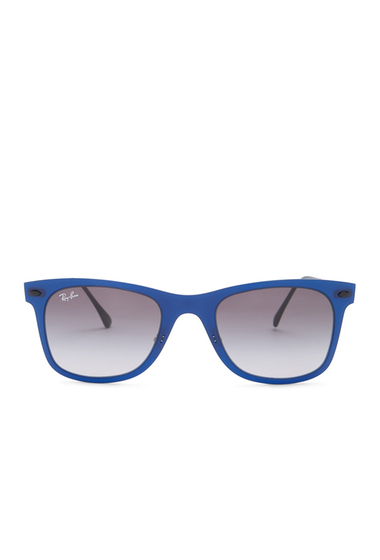 Ochelari Femei Ray-Ban Mens Tech Light Ray Sunglasses MATTE DARK BLUE