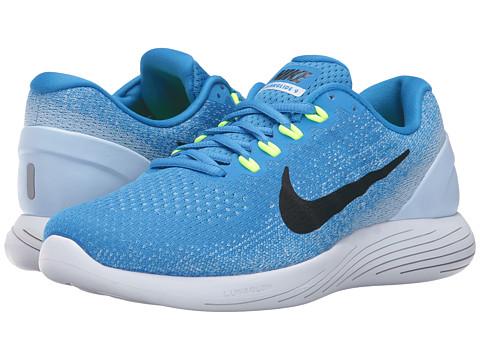 Incaltaminte Barbati Nike LunarGlide 9 Italy BlueBlackHydrogen BlueVolt