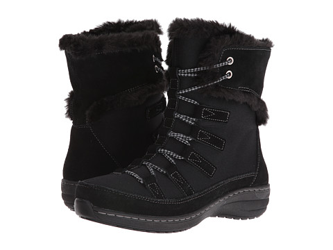 Incaltaminte Femei Aetrex Berries Short Lace-Up Boot Blackberry