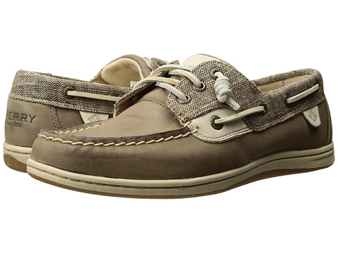 Incaltaminte Femei Sperry Top-Sider Songfish Heavy Linen Taupe