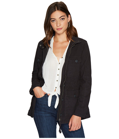 Imbracaminte Femei Lucky Brand Utility Jacket Washed Black