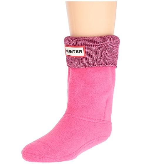 Imbracaminte Fete Hunter Glitter Boot Sock (ToddlerLittle KidBig Kid) Panther Pink
