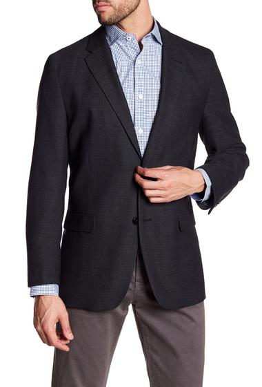 Imbracaminte Barbati Tommy Hilfiger Bray Notch Collar Sportcoat CHARCOAL