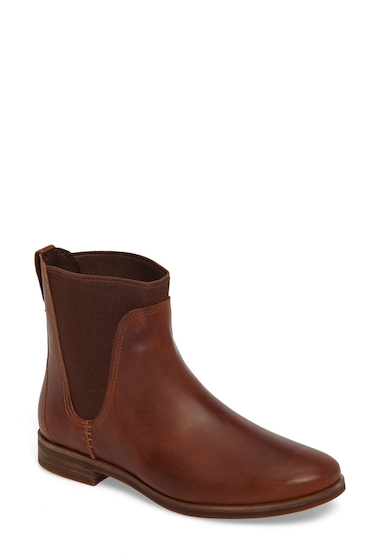Incaltaminte Femei Timberland Somers Falls Leather Chelsea Boot TAN
