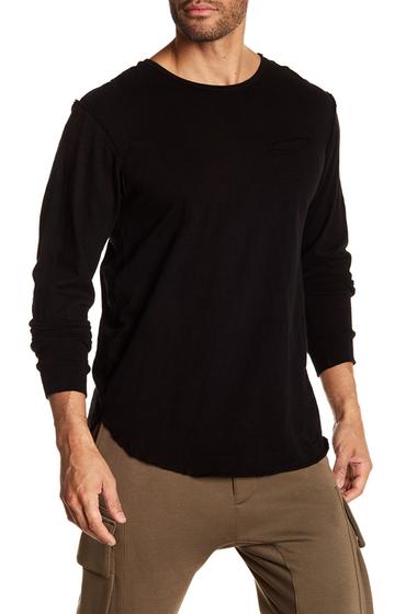 Imbracaminte Barbati Kinetix Valencia Long Sleeve Shirt BLACK