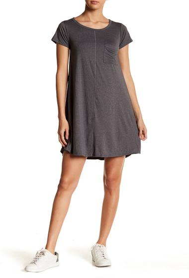 Imbracaminte Femei GOOD LUCK GEM Pocket Tee Dress HGREY