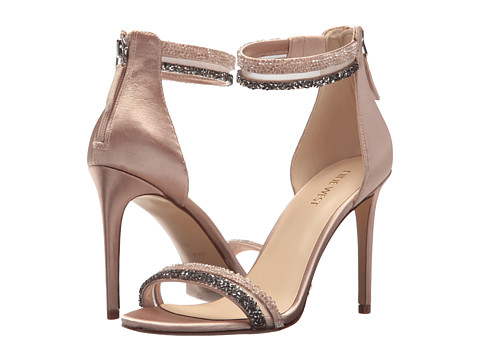 Incaltaminte Femei Nine West Juliander Natural Multi Satin