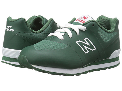 Incaltaminte Fete New Balance Kids KL574v1I (InfantToddler) Hunter GreenWhite