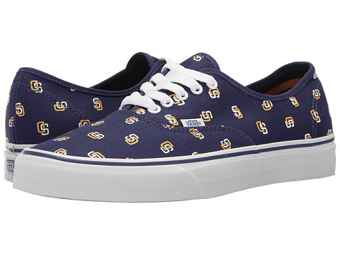 Incaltaminte Femei Vans Authentic x MLB (MLB) San Diego PadresBlue
