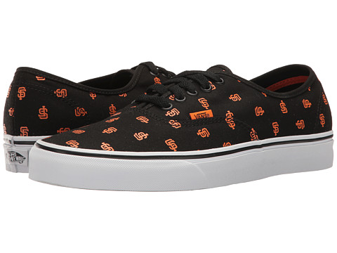 Incaltaminte Femei Vans Authentic x MLB (MLB) San Francisco GiantsBlack